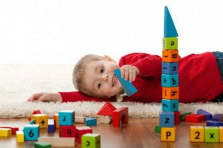Un juguete que ayuda a detectar problemas de desarrollo en