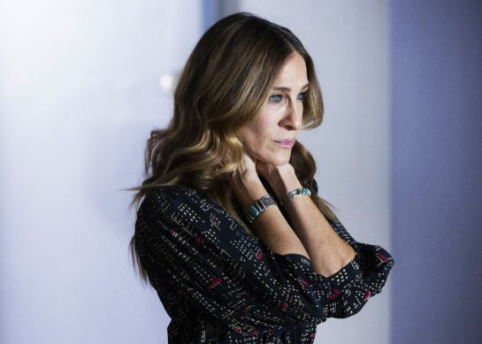 Sarah Jessica Parker interpreta a Frances en 'Divorce'