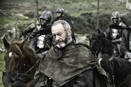 Liam Cunningham interpreta a Ser Davos en 'Juego de Tronos'