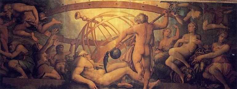 El embrollo de la mitología