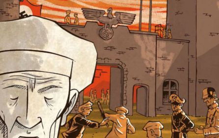 El cómic de un superviviente español del Holocausto: El cómic de un superviviente español del Holocausto