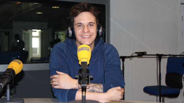 Christian Gálvez en 'La banda sonora' de 'Hoy por hoy'.