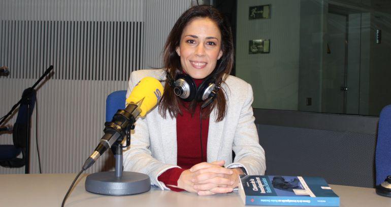 La inspectora de policía especializada en cibercrimen, Silvia Barrera, en 'La hora negra' de 'Hoy por hoy'.