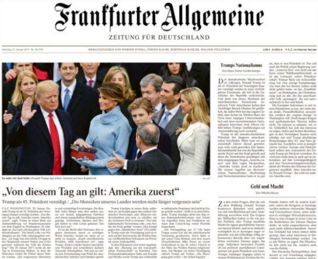 Donald Trump: El primer repaso que le da la prensa a Donald Trump