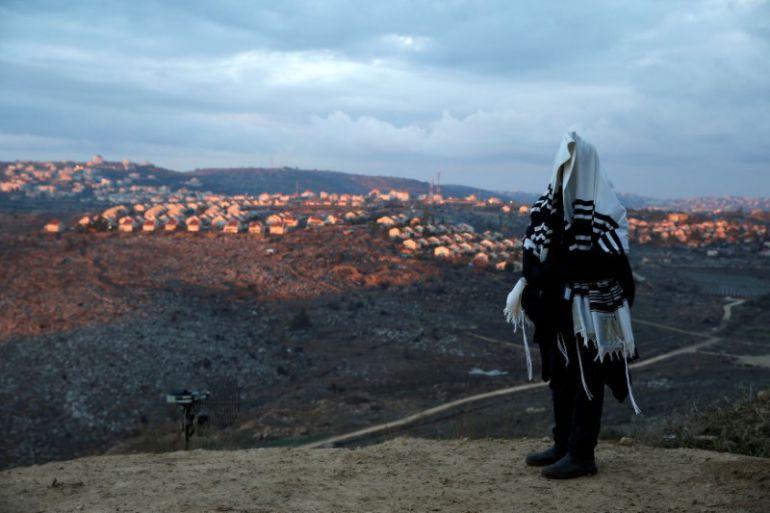 Esta semana el ejército israelí ha desalojado la colonia de Amona, en Cisjordania, donde vivían 40 familias desde los años 90