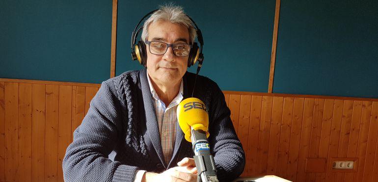 El portavoz del PP en el Parlamento de Cantabria, Eduardo Van den Eynde, en 'Hoy por hoy'.