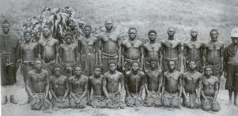 1815: Europa prohíbe la esclavitud, de boquilla | La