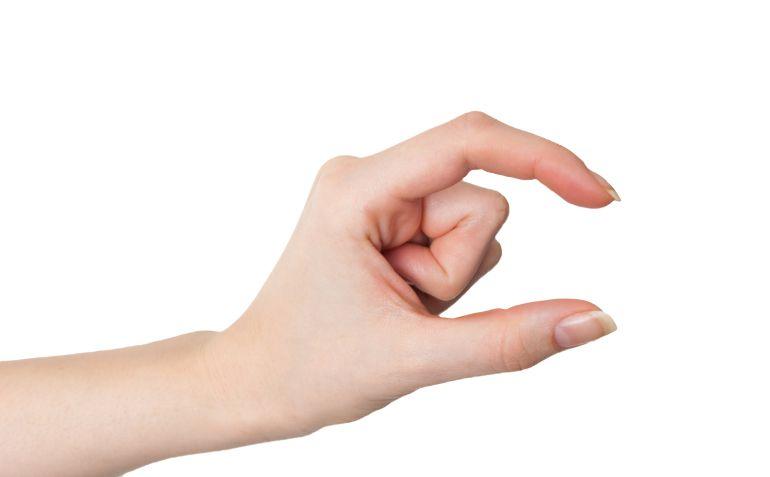 Un gesto que no requiere explicación.