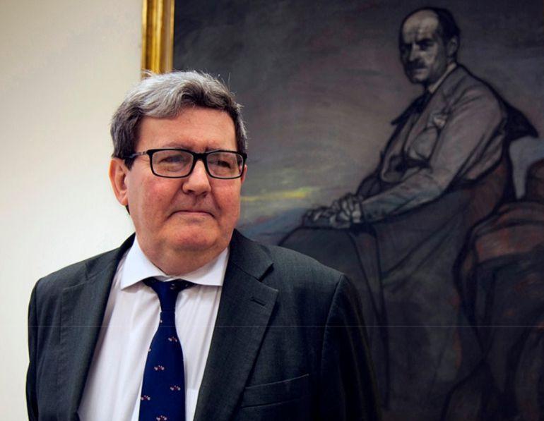 Juan Manuel Bonet, director del Instituto Cervantes