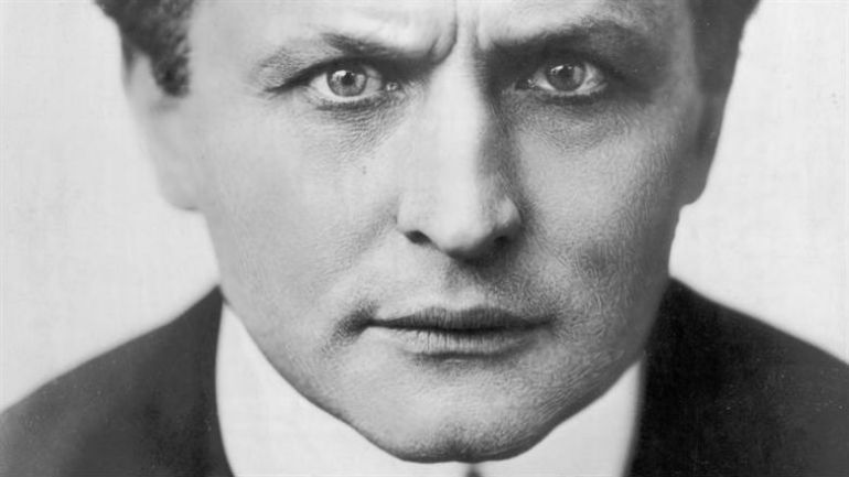 Los fantasmas de Harry Houdini