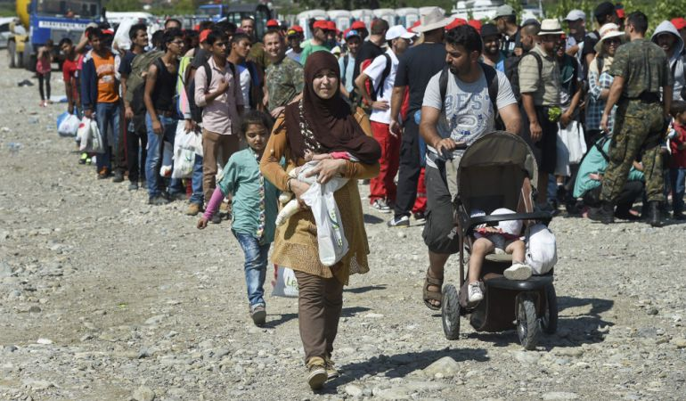 """Estrella Galán: """"El coste humano del acuerdo de refugiados con Turquía ha sido altísimo"""""""