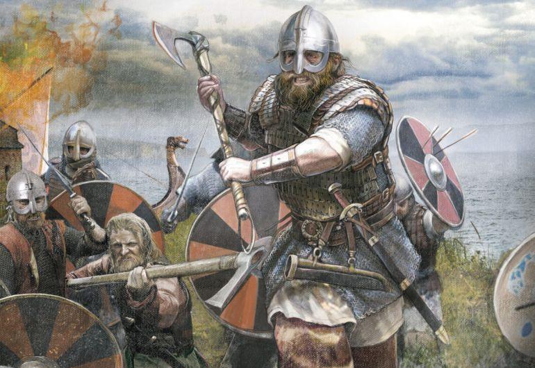 Demonios del norte: Expediciones vikingas.