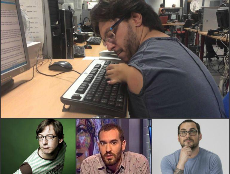 """Raúl Gay: """"Tengo 'miembros de foca' y hablo de ello con mucho humor negro"""""""