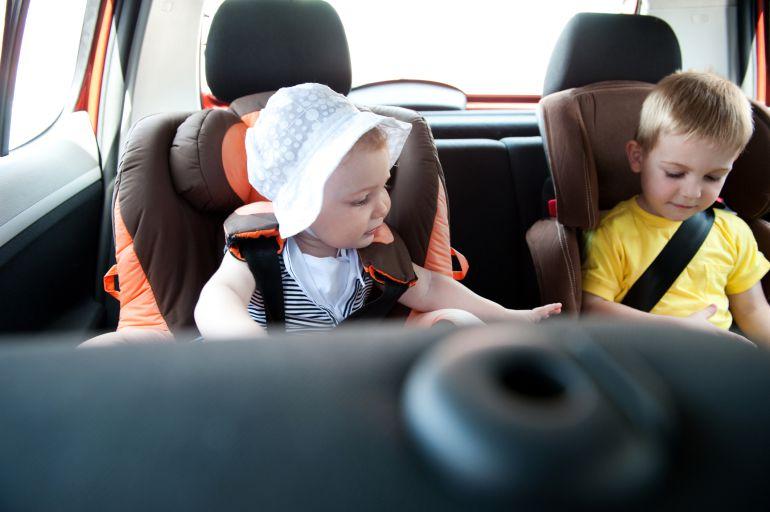 Economía colaborativa para viajar en familia con niños