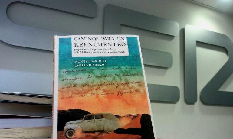 Imagen del libro 'Caminos para un reencuentro', de Montse Barderi y Emma Vilarasaus.