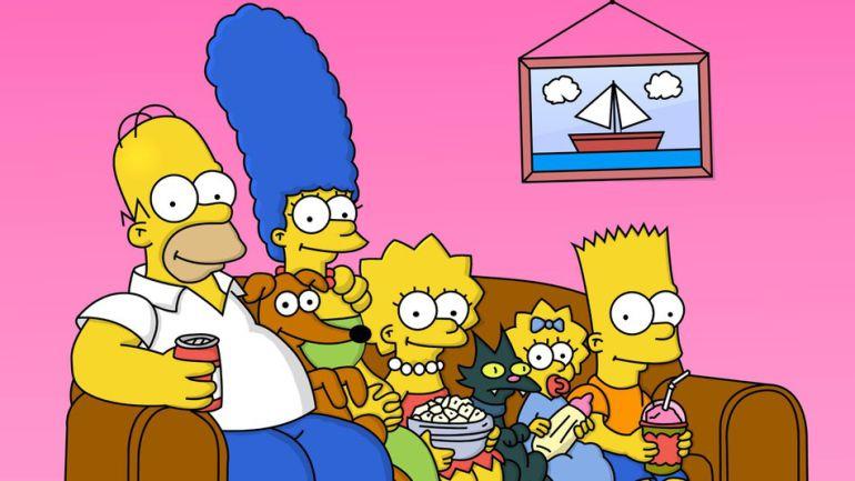 30 años con Los Simpson