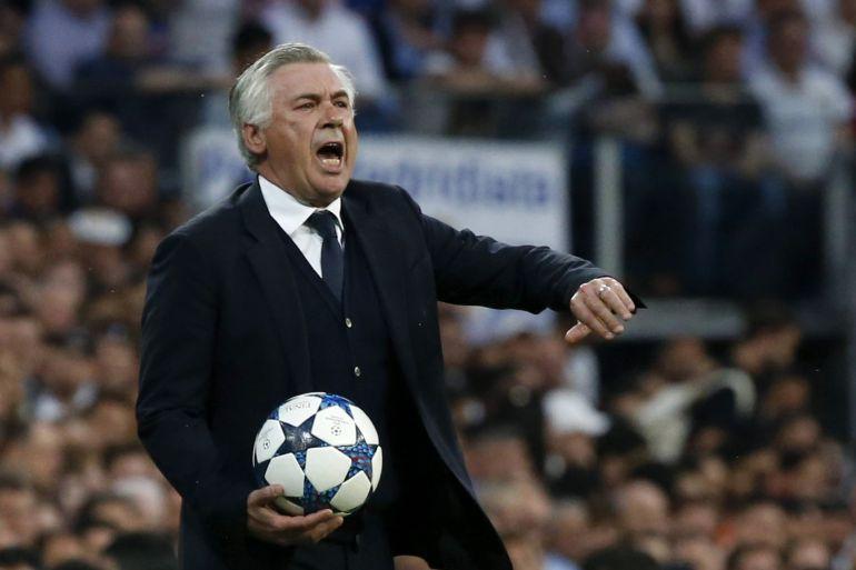 """Real Madrid - Bayern: Ancelotti: """"En cuartos de final tienes que meter un árbitro con más calidad"""""""