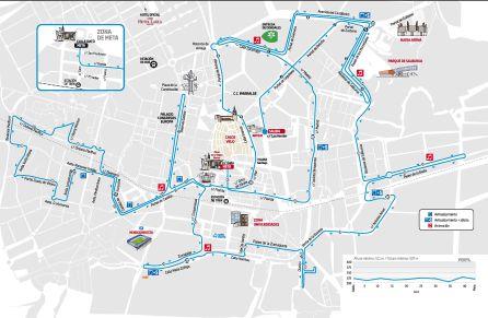 Maratón Vitoria 2017: Urbano y muy verde