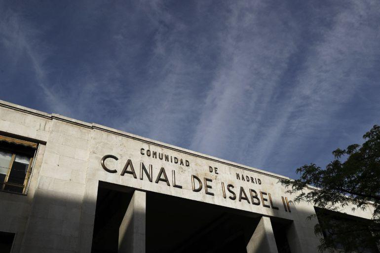 Sede de Canal de Isabel II