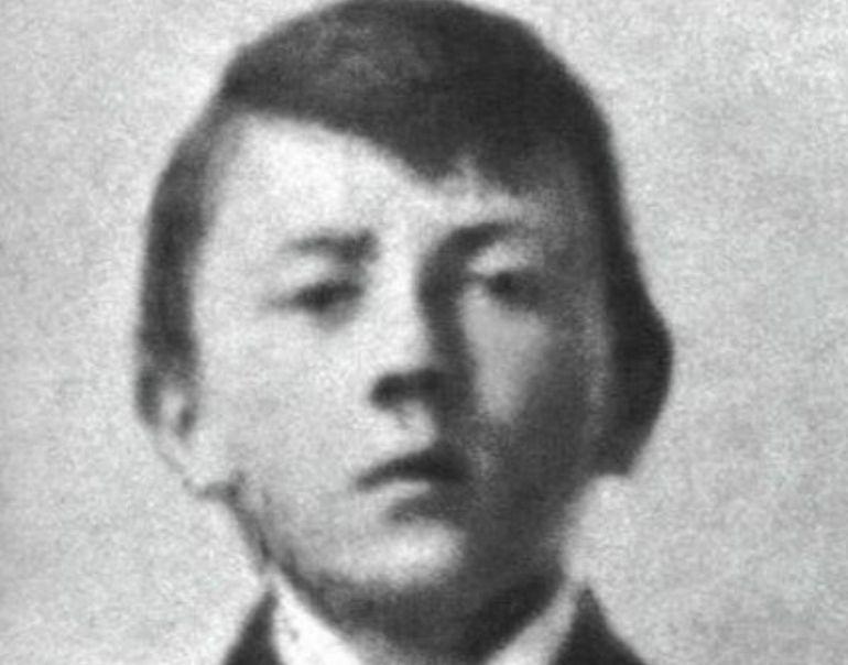 Adolf Hitler, de niño