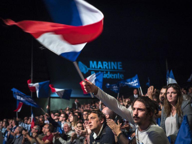 Francia, primera vuelta. Y Túnez, la revolución fracasada