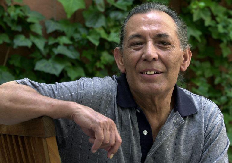 Salvador Távora en el año 2000.