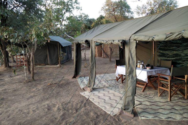 El Campamento Móvil
