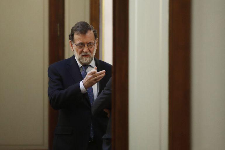 Chantaje a Rajoy