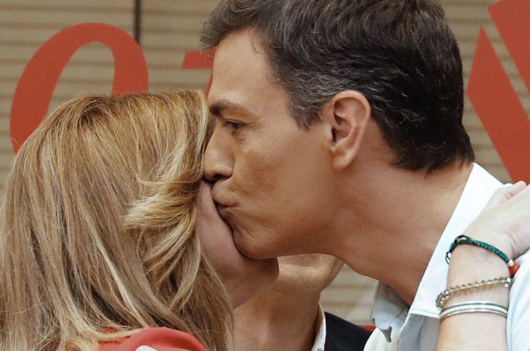 Cariño, he encogido al PSOE