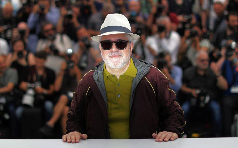 Pedro Almodóvar, presidente de la 70 edición del Festival de Cannes