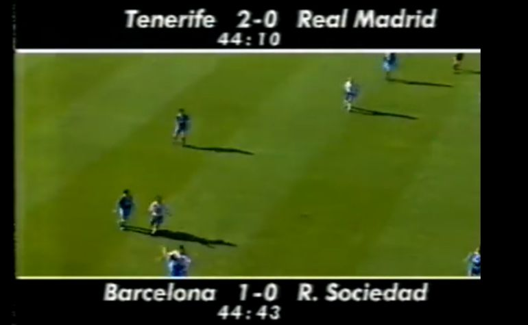 El recuerdo de las Ligas de Tenerife
