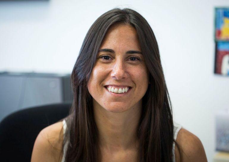 Soledad Antelada, experta en ciberseguridad y una de las mujeres latinas más influyentes
