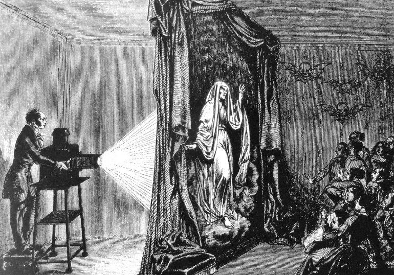 Una sorprendente historia de la mágia