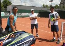 Toni Nadal: El Rafa de ahora es mucho mejor técnicamente