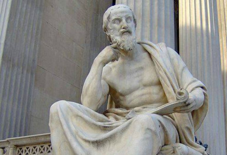 Heródoto, el padre de la Historia