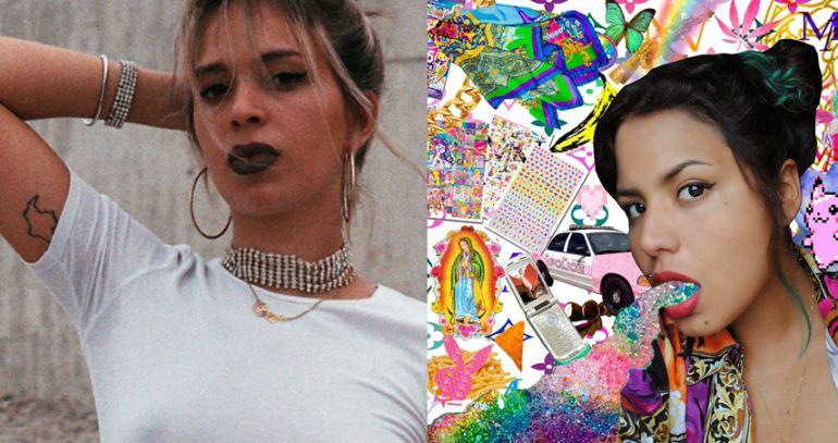 Bad Gyal y Ms Nina, dos de las representantes del Trap femenino