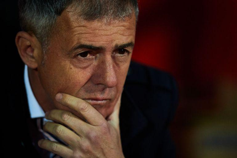 Lucas Alcaraz ya instalado en Argelia