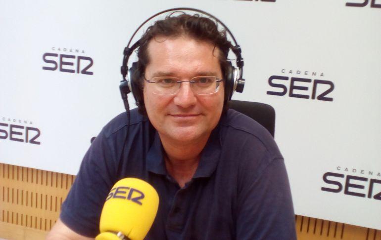 José Manuel Mulet, doctor en Bioquímica y Biología Molecular, en 'Hoy por hoy'.