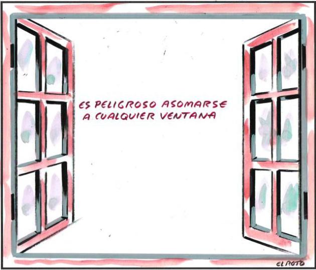 Viñeta de Andrés Rábago, 'El Roto'