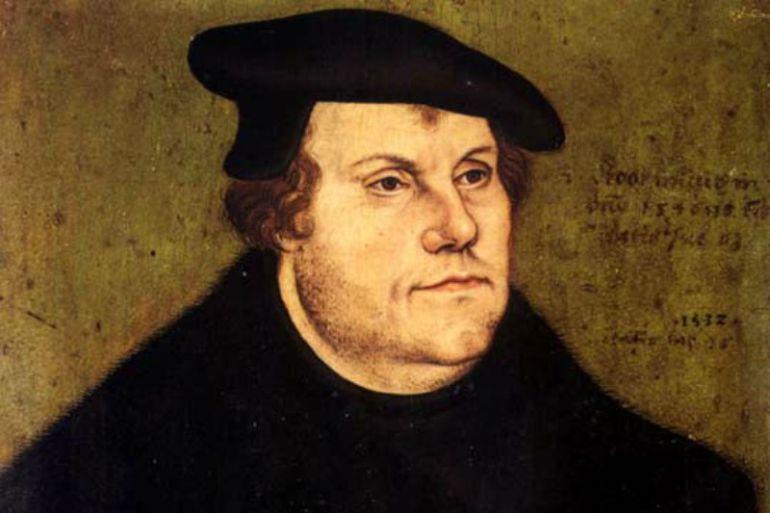 Especial Lutero y la reforma luterana