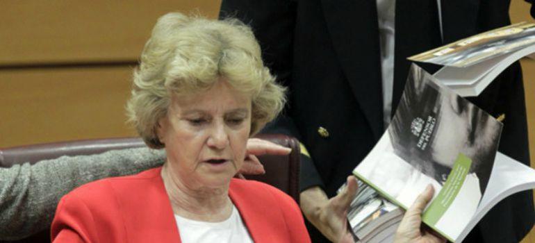 """Soledad Becerril: """"El Defensor del Pueblo tiene que actuar con independencia"""""""