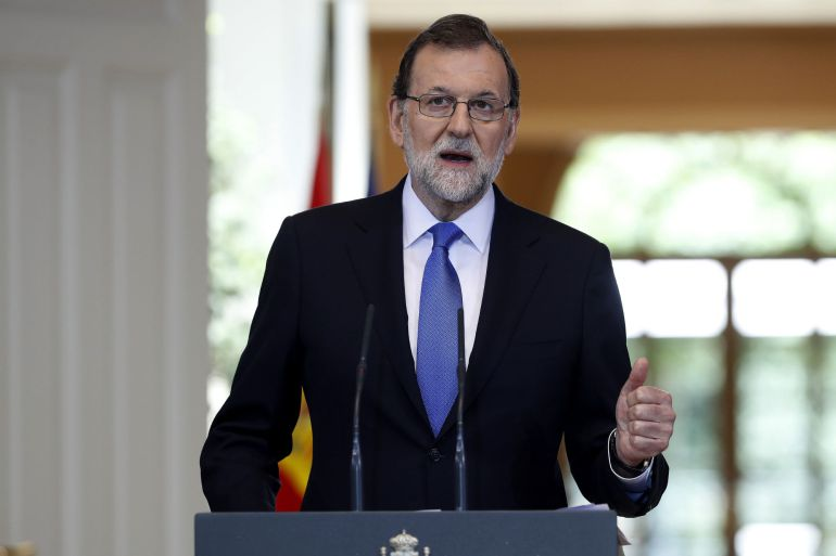 Rajoy recurre al TC