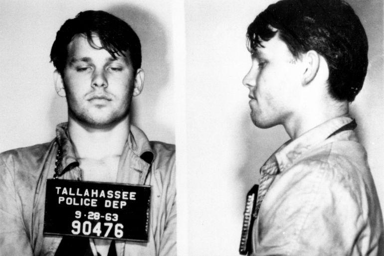 Ficha policial de Jim Morrison