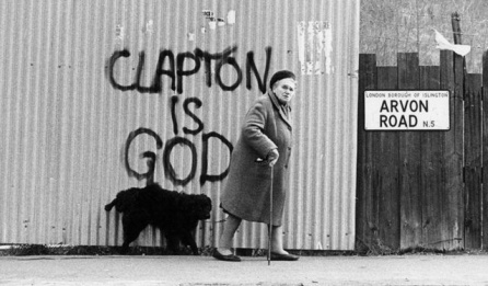Cuando Eric Clapton salió del infierno