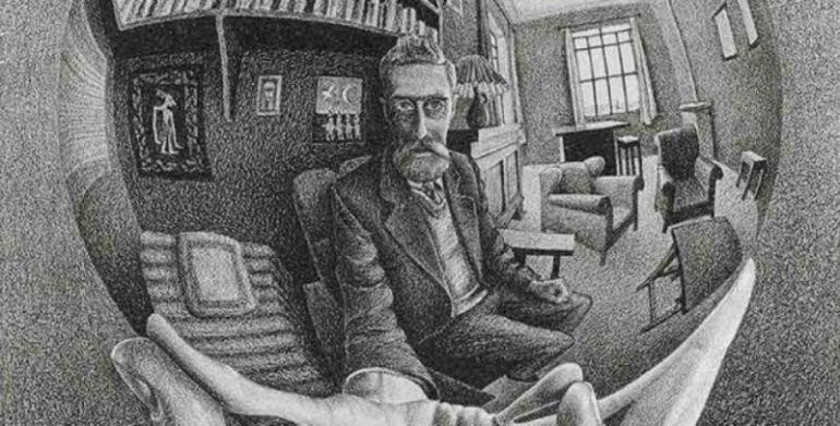 Escher: La magia de las escaleras interminables