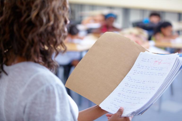 La emotiva carta de agradecimiento de un alumno a su profesor