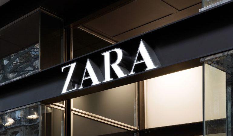 Así es el nuevo timo de Zara.