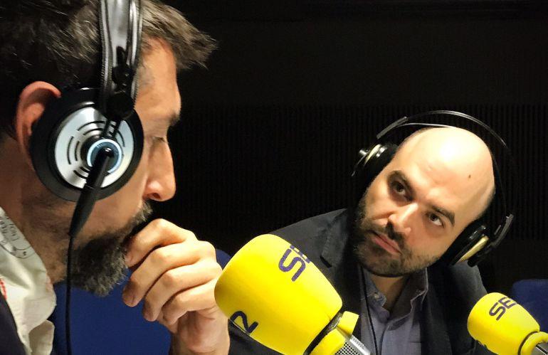 """Roberto Saviano: """"Cada año me pregunto si es culpa mía llevar esta vida"""""""