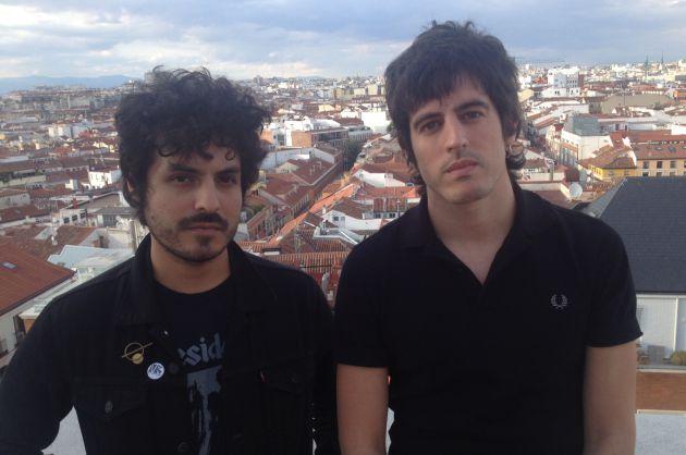 Álvaro García y Jorge Navarro: los malagueños de Biznaga.
