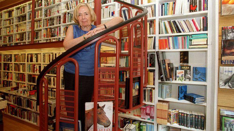 María Teresa Castells, una librera por la libertad